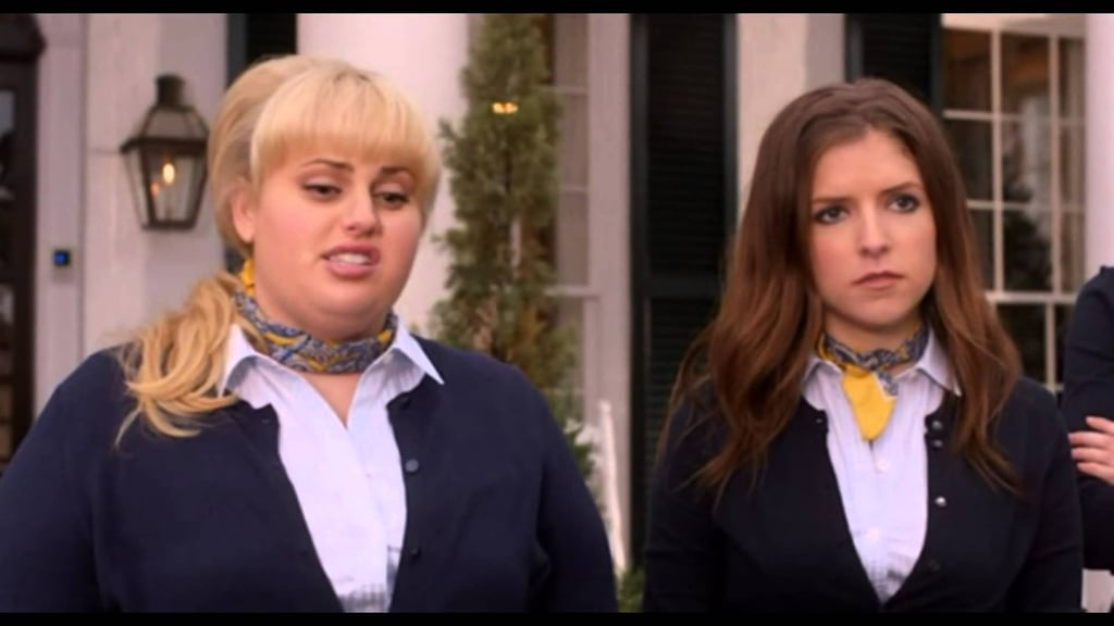 beca pitch perfect hair tutorial