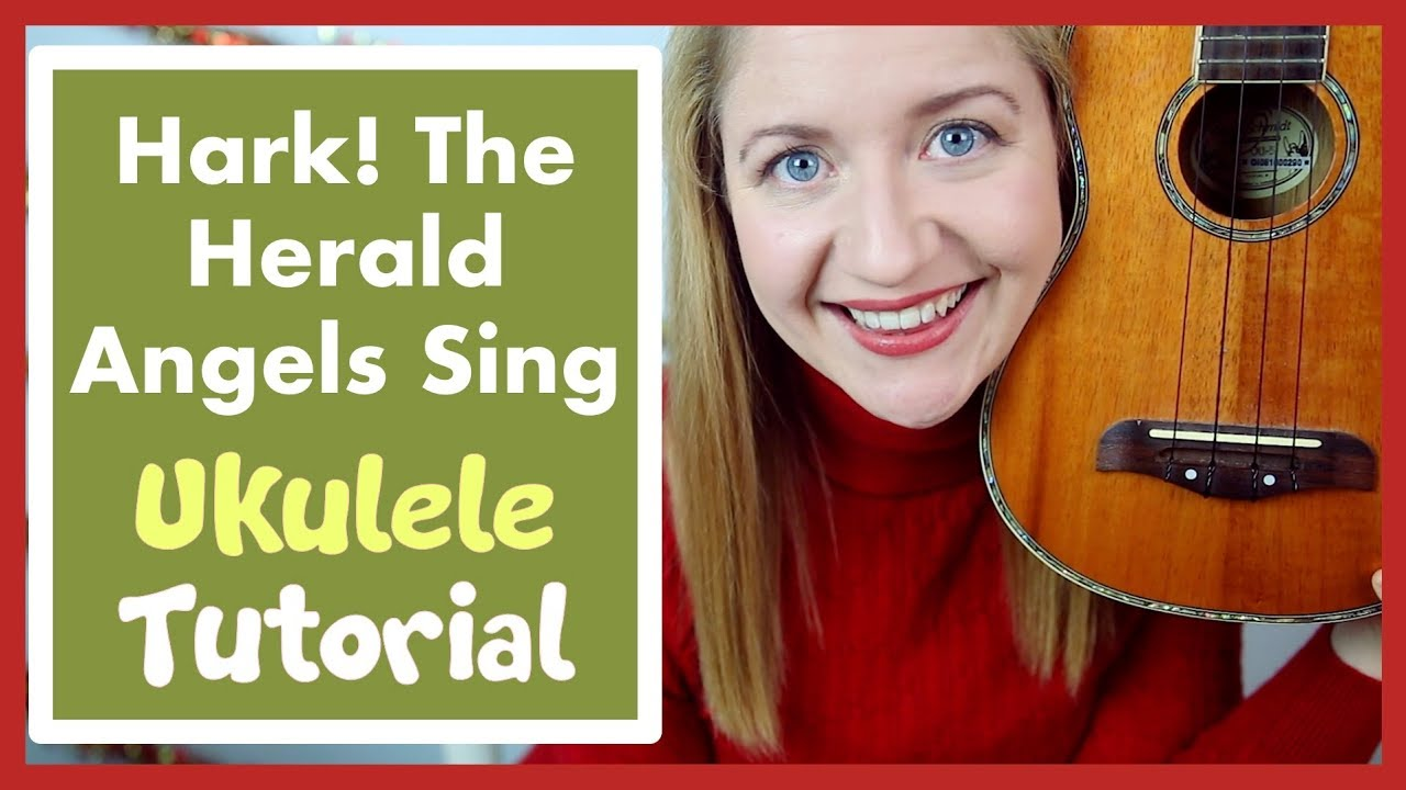 all i want for christmas is you ukulele tutorial