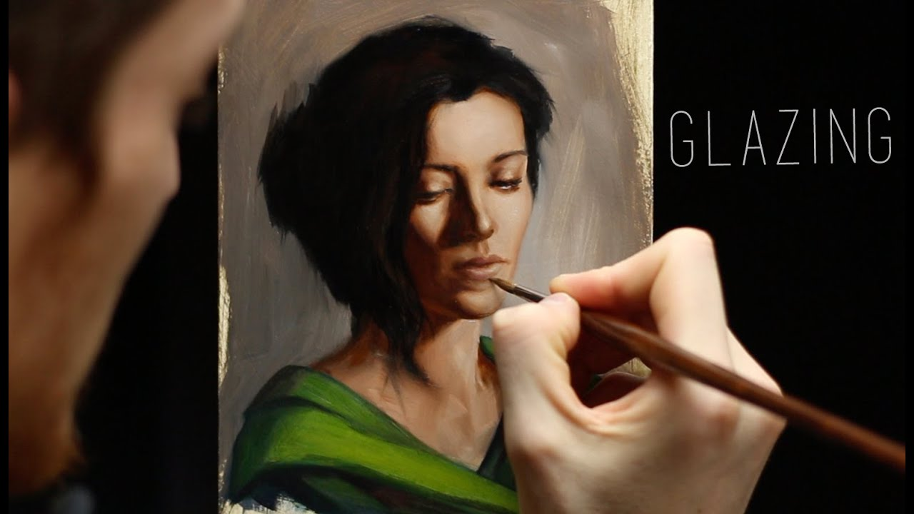 oil painting tutorial step by step
