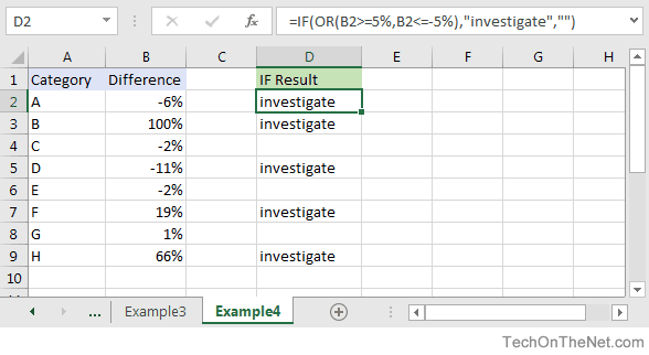 excel if function tutorial