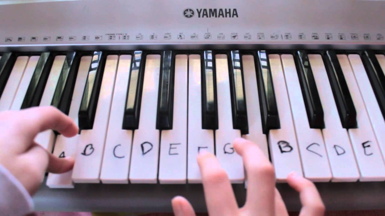 how to save a life piano tutorial
